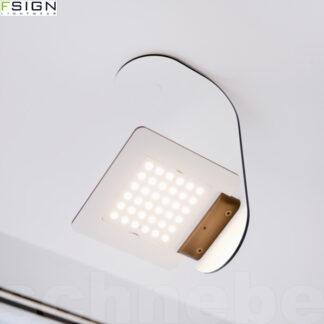 f-sign one LED Deckenleuchte