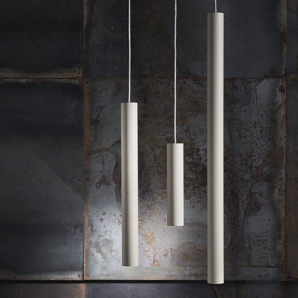 Studio Italia Design A Tube Pendelleuchte Schnebede