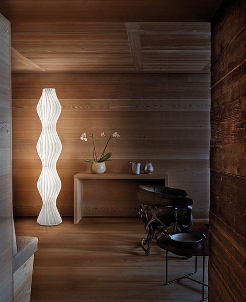 studio italia design vapor stehleuchte. Black Bedroom Furniture Sets. Home Design Ideas