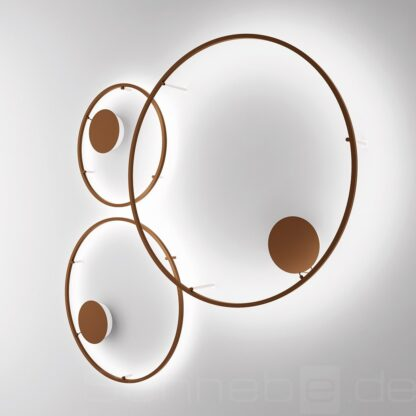 ap pl ulight ring 090 120 160 rust brown canopy