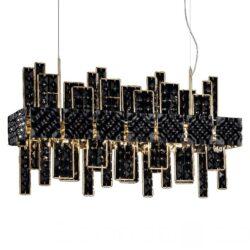 Italian Design Lighting Crystalline 494/12 Pendelleuchte