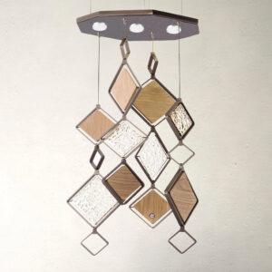 Italian Design Lighting 564/4 Pendelleuchte