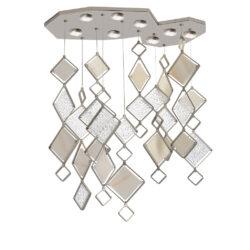 Italian Design Lighting Quadrie Komposition Pendelleuchte