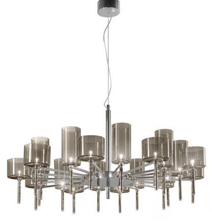 axo light.spillray.spill20.moderner kronleuchter.bronze