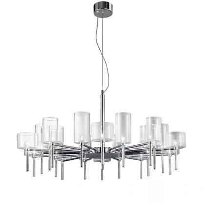 axo light.spillray.spill20.moderner kronleuchter.kristallglas