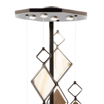 italian design lighting.quadrie.stehleuchte.detail