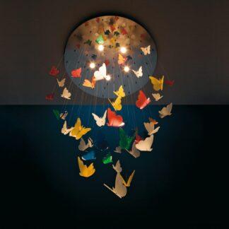 Flaver Paradiso Multicolour Pendelleuchte