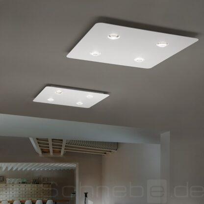 Studio Italia Design Frozen LED Deckenleuchte