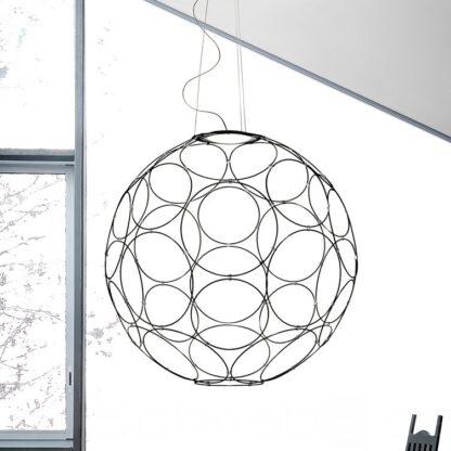 studio italia design.giro .pendelleuchte.ambiente