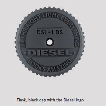 Diesel Living Flask oberes Silikonteil