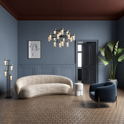Tooy.Kronleuchter.Modern.Ambiente